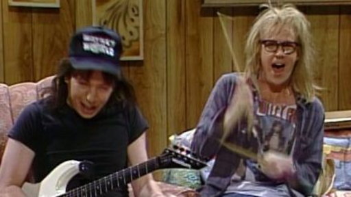 Cold Opening: Wayne's World Video