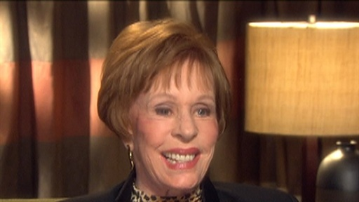 Carol Burnett's Memorable Moment With Marlon Brando Video