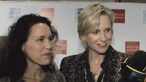 Jane Lynch On Brett Ratner's Homophobic Slur: I Don't Take It 'P Video