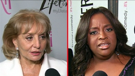 Barbara Walters and Sherri Shepherd Let Loose On Jon and Kate Go Video