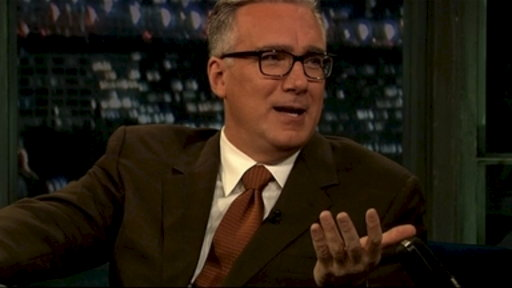[Keith Olbermann, Part 1]