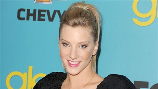 Heather Morris: 'It's Awesome' Working With Naya Rivera On 'Glee Video