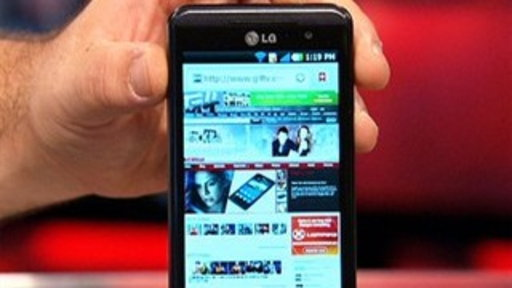 LG Thrill 4G Smartphone Review Video