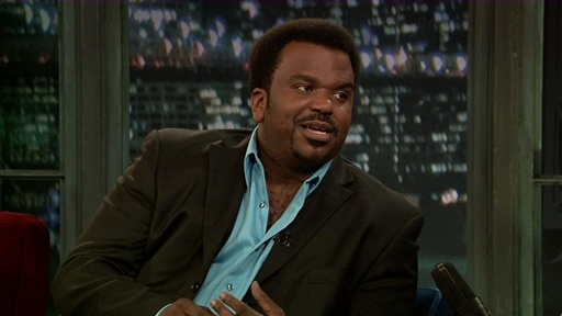 [Craig Robinson Interview]