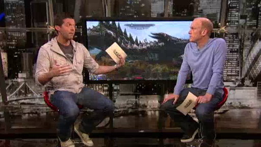 [The Elder Scrolls V: Skyrim With Adam Sessler]