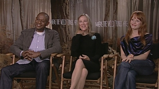 [Forest Whitaker, Catherine O'Hara and Lauren Ambrose Howl About]