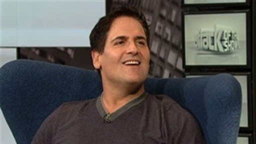 Mark Cuban Talks Google TV and Tech Video