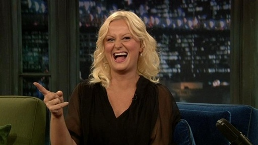 Amy Poehler Interview, Part 1 Video