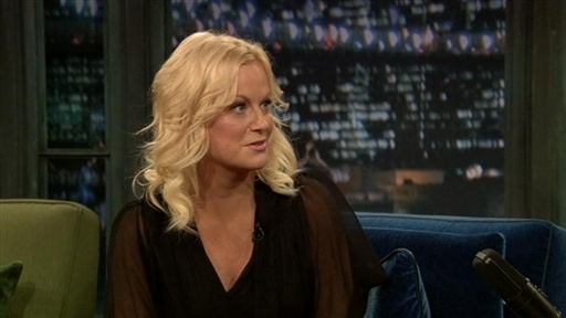 Amy Poehler Interview, Part 2 Video