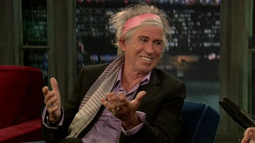 [Keith Richards]