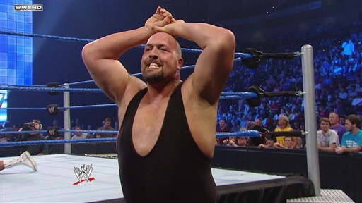 [King of the Ring Qualifying: Big Show Vs. Alberto Del Rio]
