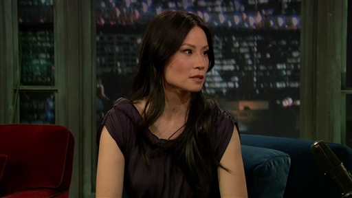 Lucy Liu Video