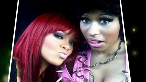 Rihanna & Nicki Minaj's Sexy Twitpic, Plus More Celebs Oversharing!