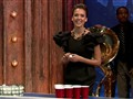 Jessica Alba Beer Pong