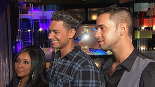 ['Jersey Shore' Cast Talks Controversies & Angelina's Departure]
