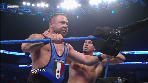 Santino Marella Vs. Chavo Guerrero Video