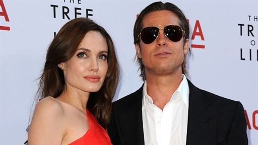 [Brad Pitt's 'The Tree of Life,' LA Premiere]