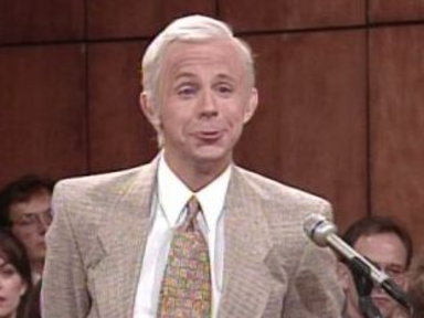 [Johnny Carson in Court]