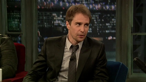 Sam Rockwell Video