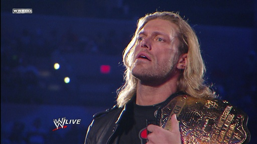 Edge and Kane Trade Barbs About the World Title Video