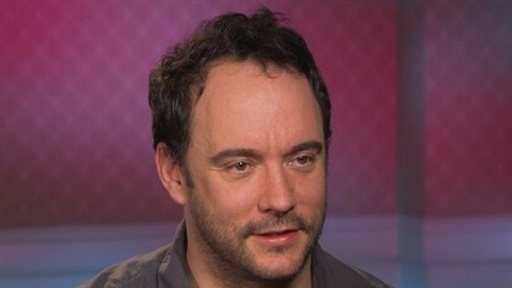 Dave Matthews Talks 'Just Go With It' Video