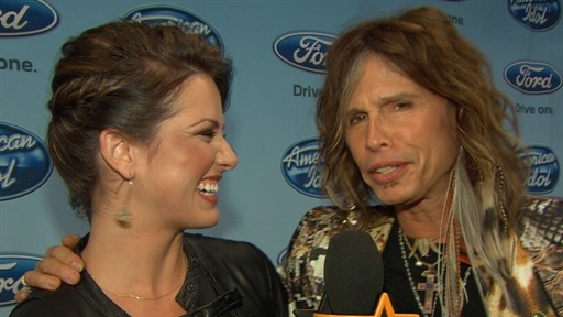 Was Steven Tyler Worried for Lauren Alaina On &#39;Idol&#39;? Video