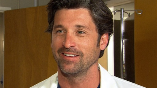 [Patrick Dempsey: 'I Feel Like a Little Kid' in 'Transformers']