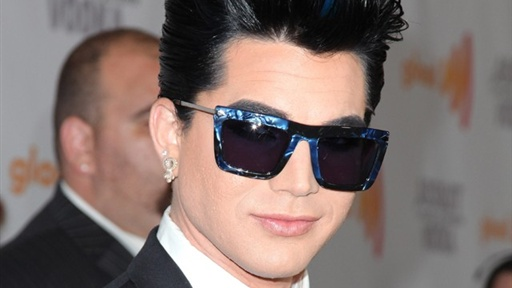 [2010 LA GLAAD Media Awards Red Carpet: Adam Lambert - 'I'm So Ex]