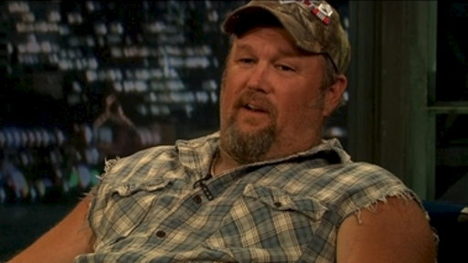 Larry The Cable Guy, Part 1 Video