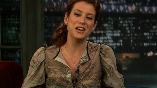 [Kate Walsh Starts the Engines]