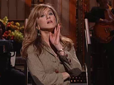 Jennifer Aniston Monologue Video