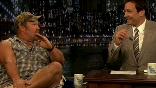 Larry The Cable Guy, Part 2 Video