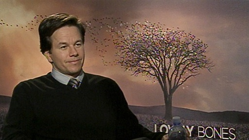 Mark Wahlberg: Shaken by 'the Lovely Bones'? Video