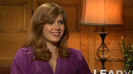 Amy Adams: 'I'm Feeling Really Good' During Pregnancy Video