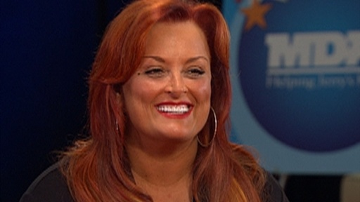 [Wynonna Judd: 'I'm One Hot Tamale']