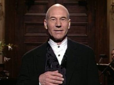 Patrick Stewart Monologue Video