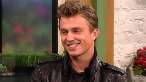 Kenny Wormald On Remaking The Classic 'Footloose' & Kissing Juli Video