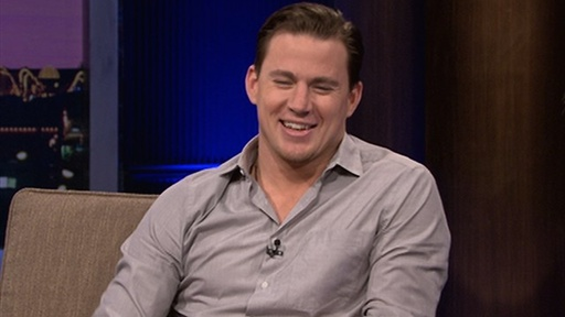 Channing Tatum Video