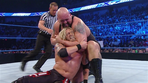 Edge Vs. Unified Tag Team Champion Big Show Video