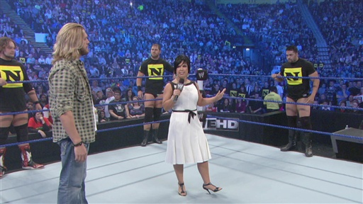 [Vickie Guerrero Announces Edge Vs. Alberto Del Rio Will Be a Lum]