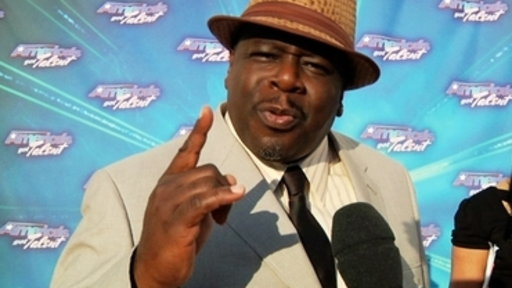 [Backstage: Cedric The Entertainer]