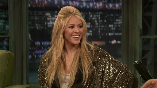 [Shakira Gets Parodied On SNL]
