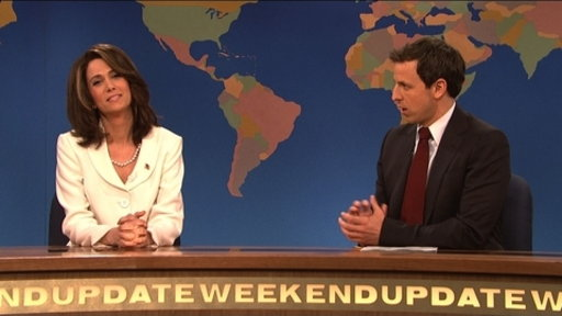 [Weekend Update: Michele Bachmann]
