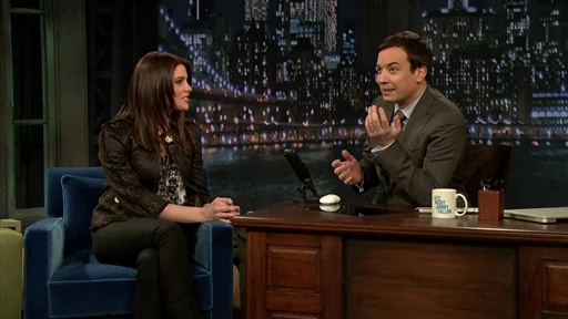 [Ashley Greene Talks Twilight] Video