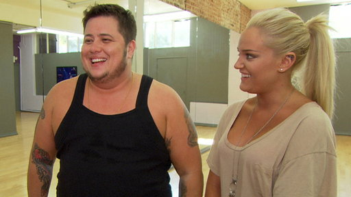 [Chaz Bono: 'Dancing' Is 'Getting Me Into the Best Shape I've Eve]