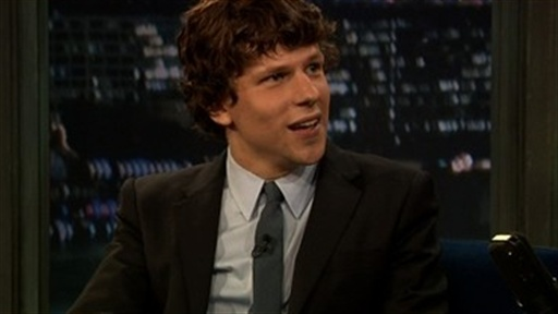 Jesse Eisenberg Video