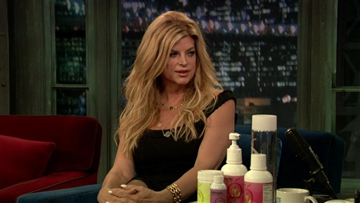 Kirstie Alley Video