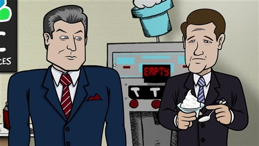 Jack Donaghy, Executive Superhero Video