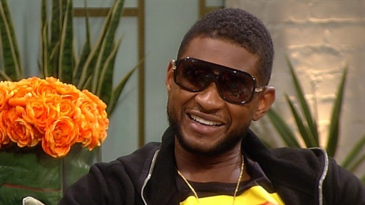 Usher Talks Rock Hard Abs &amp; Loving Fatherhood Video