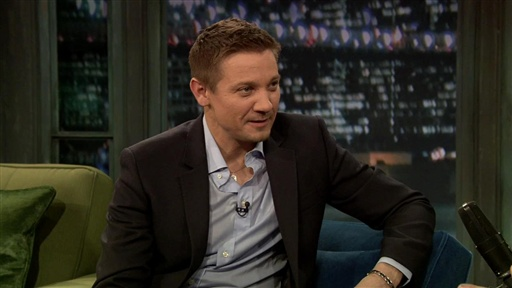 [Jeremy Renner Talks About the Hurt Locker]